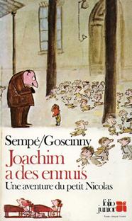 Le petit Nicolas – Joachim a des ennuis