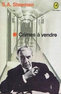 Crimes à vendre