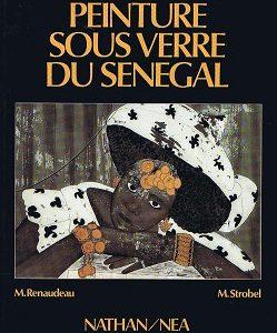 Peinture sous-verre du Sénégal