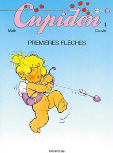 Cupidon – Tome 1 – Premières flèches
