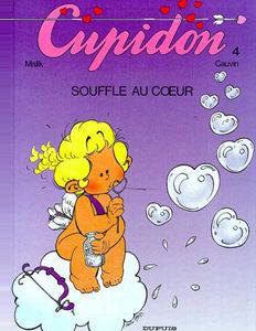 Cupidon – Tome 4 – Souffle au coeur
