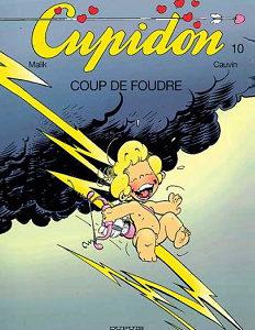 Cupidon – Tome 10 – Coup de foudre