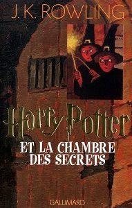 Harry Potter – Tome II – Et la chambre des secrets