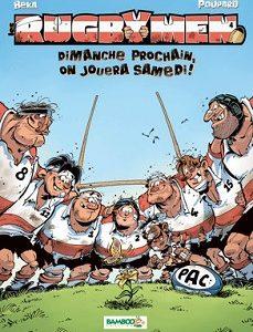 Les Rugbymen – 4