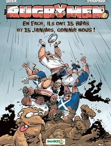 Les Rugbymen – 8