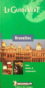 Le guide vert Michelin – Bruxelles