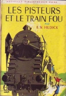 Les pisteurs et le train fou