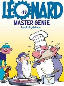 Léonard – 47 – Master Génie