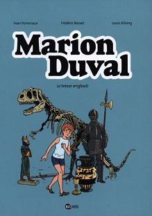 Marion Duval – Le trésor englouti