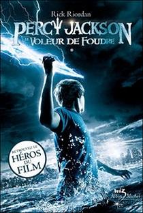 Percy Jackson – 1 – Le voleur de foudre