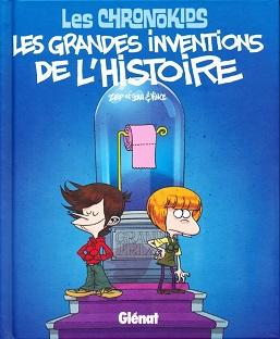 Les Chronokids – Les grandes inventions de l'histoire