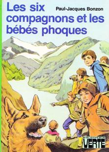 Les six compagnons et les bébés phoques