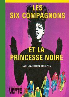 Les six compagnons et la princesse noire