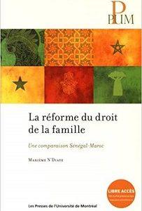 La réforme du droit de la famille – Une comparaison Sénégal-Maroc