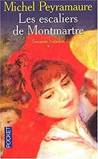 Les escaliers de Montmartre – Tome I – Suzanne Valadon
