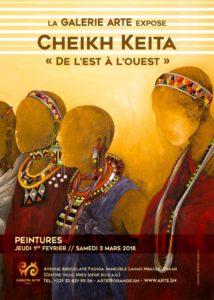 Cheikh Keita Février 18 A3