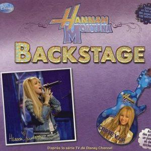 Hannah Montana – Backstage