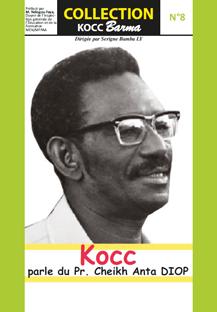 Kocc Barma 8 – Kocc parle du Pr Cheikh Anta Diop